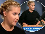 Today Show Amy Schumer Gets Emotional Over Weight Image