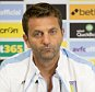 BIRMINGHAM, ENGLAND - OCTOBER 16:  Tim Sherwood manager of Aston Villa talks to the press during a press conference at the club's training ground at Bodymoor Heath on October 16, 2015 in Birmingham, England. (Photo by Neville Williams/Aston Villa FC via Getty Images)