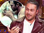 """Taylor Kinney: Lady Gaga Slapped Me the First Time I Kissed Her, It Was """"Awkward"""""""