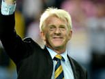 Scotland manager Gordon Strachan waves to the fans after the European Championship Qualifying match at the Estadio Algarve, Faro, Portugal. PRESS ASSOCIATION Photo. Picture date: Sunday October 11, 2015. See PA story SOCCER Gibraltar. Photo credit should read: Martin Rickett/PA Wire. RESTRICTIONS: Use subject to restrictions. Editorial use only. Commercial use only with prior written consent of the Scottish FA. Call +44 (0)1158 447447 for further information.