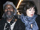 Picture Shows: Lenny Henry, Lisa Makin  October 15, 2015    Lenny Henry and his girlfriend Lisa Makin spotted walking down St Martin's Lane in London, England.    Non Exclusive  WORLDWIDE RIGHTS    Pictures by : FameFlynet UK © 2015  Tel : +44 (0)20 3551 5049  Email : info@fameflynet.uk.com