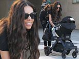 Picture Shows: Terri Seymour  October 14, 2015    TV host Terri Seymour is spotted out and about in Los Angeles, California with her baby girl Coco.    Non Exclusive  UK RIGHTS ONLY    Pictures by : FameFlynet UK © 2015  Tel : +44 (0)20 3551 5049  Email : info@fameflynet.uk.com