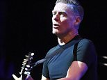 epa04977051 Canadian musician Bryan Adams performs at the Badisches Staatstheater in Karlsruhe, Germany, 13 October 2015. The occasion was a private concert of the radio station Radio Regenbogen.  EPA/ULI?DECK