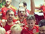 We've done it!!!!! #euro2016  #TogetherStronger