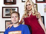 Heidi and Spencer Pratt in Complex