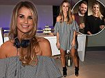 Vogue Williams arrives at the launch party for jewellery specialist Pandora on Grafton Street, Dublin, Ireland - 15.10.15.\nFeaturing: Vogue Williams\nWhere: Dublin, Ireland\nWhen: 15 Oct 2015\nCredit: WENN.com\n**Not available for publication in Ireland**