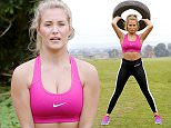 Picture Shows: Chloe Goodman  October 12, 2015    ***NO FAMEFLYNET CREDIT / NO BYLINE ON PUBLICATION OF IMAGES***    Former 'Celebrity Big Brother' star Chloe Goodman is spotted going through her strenuous exercises alongside a personality trainer at GI Bootcamp.    ***NO CREDIT / NO BYLINE ON PUBLICATION OF IMAGES***    Exclusive - All Round  WORLDWIDE RIGHTS  Pictures by : FameFlynet UK © 2015  Tel : +44 (0)20 3551 5049  Email : info@fameflynet.uk.com