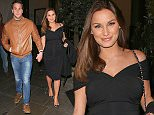 EXCLUSIVE: Sam Faiers and Paul Knightly spotted out in London.\n\nPictured: Sam Faiers and Paul Knightly spotted out in London.\nRef: SPL1132065  161015   EXCLUSIVE\nPicture by: Splash News\n\nSplash News and Pictures\nLos Angeles: 310-821-2666\nNew York: 212-619-2666\nLondon: 870-934-2666\nphotodesk@splashnews.com\n