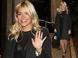 PUFF-Holly-Willoughby--October-15,-2015 Ant and Dec 40th Birthday