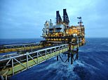 A general view of the BP ETAP (Eastern Trough Area Project) oil platform in the North Sea on February 24, 2014, around 100 miles east of Aberdeen, Scotland.  The British cabinet will meet in Scotland for only the third time in history to announce plans for the country's oil industry, which it warns will decline if Scots vote for independence. The fate of North Sea oil revenues will be a key issue ahead of the September 18 referendum to decide whether Scotland will end its 300-year-old union with England, and is expected to be the focus of Prime Minister David Cameron's cabinet meeting.  (Photo by Andy Buchanan - WPA Pool/Getty Images)