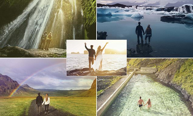 Ontario couple travel to Iceland to find their perfect wedding venue