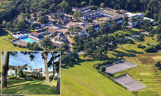 Knoll House Hotel that inspired Enid Blyton's Famous Five on sale for £15m