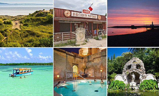 Tourism office workers share their top tips for hidden holiday gems