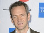 Alexander Armstrong pictured backstage