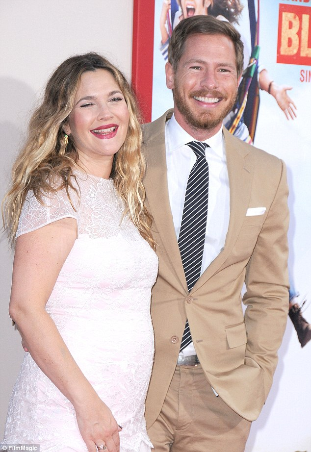 Not love at first sight: Drew Barrymore admitted she did not feel an instant connection when she met her husband Will Kopelman in her feature November 2015 cover story with InStyle magazine