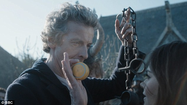 'To the primitive mind, advanced technology can seem like magic': He pulls a yo-yo out of his pocket and hints he'll use it to distract the leader of the village