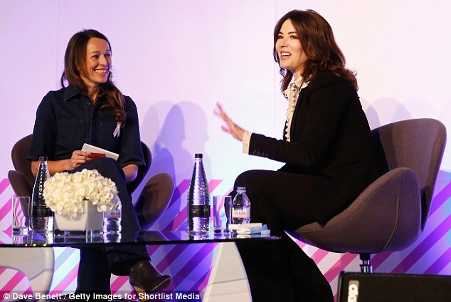 Food, Philosophy & That Iconic Cover: Nigella was invited to discuss her simple approach to cooking, her enduring love of salted caramel and the ensuing iconic 2011 cover of Stylist which saw her painted in the decadent substance