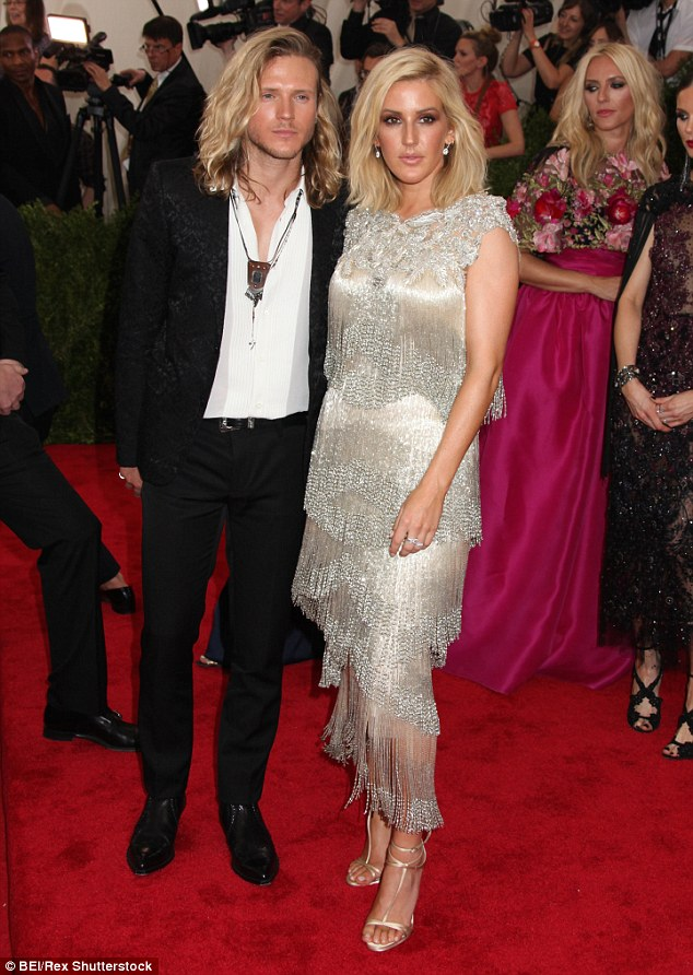 Wedding bells? It would seem Dougie, 27, is on the same page as his girlfriend when it comes to settling down and commitment and recently hinted to MailOnline a wedding could be on the cards