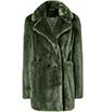 Faux-fur, £350, Reiss
