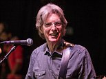 Mandatory Credit: Photo by MediaPunch/REX Shutterstock (4778699as).. Phil Lesh.. Dear Jerry Concert at Merriweather Post Pavillion, Columbia, America - 14 May 2015.. ..