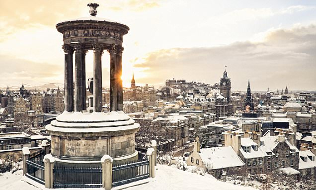 Want to profit from a student buy-to-let? Pick a Scottish university city