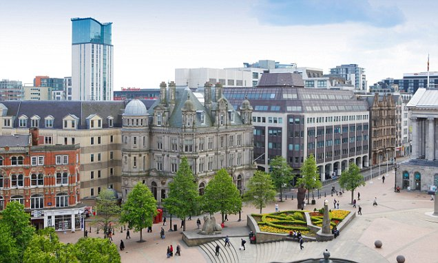 Brummie good deal: Priced out Londoners invest in Birmingham - where they can buy two