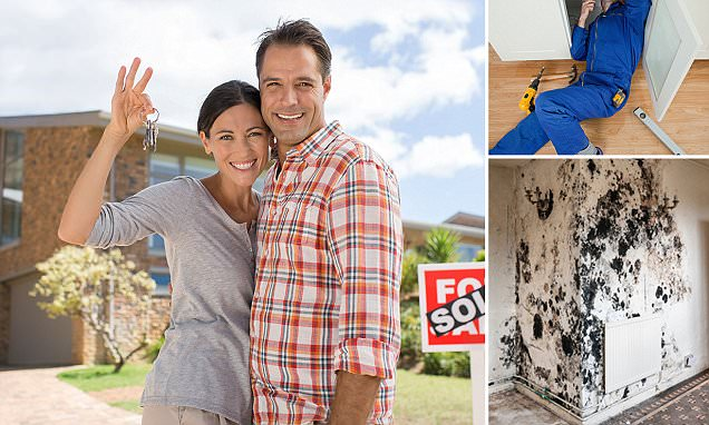 Can't be bothered to get a survey done on your future home? You could risk shock repair