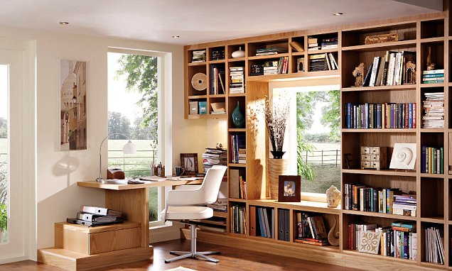 Working from home can be a joy provided you have a dedicated and uplifting space