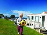 Brynowen Holiday Park in West Wales