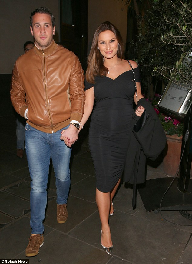 Date night!So mother-to-be Sam Faiers has plenty to celebrate as she has also entered the sixth month of her pregnancy with boyfriend Paul Knightley, so the duo headed out for a romantic meal in London on Friday night