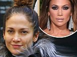 143788, EXCLUSIVE: A makeup free Jennifer Lopez spotted out and about in NYC. New York, New York - Friday October 16, 2015. Photograph: � PacificCoastNews. Los Angeles Office: +1 310.822.0419 sales@pacificcoastnews.com FEE MUST BE AGREED PRIOR TO USAGE