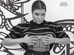 "For CR7, Carine Roitfeld's new obsession Taraji P Henson is show in a whole new perspective through Bruce Weber's lens, photographed with Jussie Smollett, Jon Batiste, Michael Beasley and Henry Williams. The theme of the new issue being the bridge between the Classic and the Eccentric. In her own words, Henson opens up to CR about her insecurities, her father and cousin's death and her next role in Lee Daniel's Richard Pryor film. We would like to share with you key quotes from the story. Henson speaks to how Weber had her reveal her natural side explaining, ""So I'm trying on the clothes and the silk scarf I have on my head slips off, and I say, ""Hey, look at my cornrows, aren't they beautiful?"" Bruce Weber is standing there and he goes, ""We'll shoot that."" And I go, ""What? We'll shoot what?"" And he says, ""We'll shoot your hair just like that, it's beautiful."" And part of me was like, No, no, no, NO! This is the hair no one is supposed to see. This is like behind-closed doors hair. I"