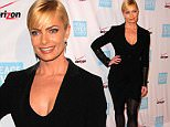 44th Annual Peace Over Violence Humanitarian Awards, Dorothy Chandler Pavillion, Los Angeles\n\nPictured: Jaime Pressly\nRef: SPL1153161  161015  \nPicture by: Splash News\n\nSplash News and Pictures\nLos Angeles: 310-821-2666\nNew York: 212-619-2666\nLondon: 870-934-2666\nphotodesk@splashnews.com\n