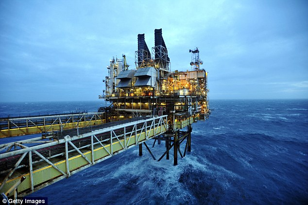 Tempting prospect: BP's forecast 7.9% dividend yield was too good for John Rosier to turn down