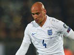 KAUNAS, LITHUANIA - OCTOBER 12:  Jonjo Shelvey of England takes control in midfield during the UEFA EURO 2016 qualifying Group E match between Lithuania and England at LFF Stadionas on October 12, 2015 in Kaunas, Lithuania.  (Photo by Michael Regan - The FA/The FA via Getty Images)