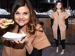 NEW YORK, NY - OCTOBER 17:  Actress Tiffani Thiessen poses at Stacked: Sandwiches And Sides Hosted By Tiffani Thiessen, part of LOCAL presented by Delta Air Lines during Food Network & Cooking Channel New York City Wine & Food Festival presented By FOOD & WINE at Hudson Luxury Hotel on October 17, 2015 in New York City.  (Photo by Dave Kotinsky/Getty Images for NYCWFF)