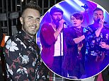 Picture Shows: Gary Barlow  October 16, 2015    Celebrities and guests arrive at the TFI Friday recording at a secret location in Central London, UK.     Non-Exclusive  WORLDWIDE RIGHTS    Pictures by : FameFlynet UK © 2015  Tel : +44 (0)20 3551 5049  Email : info@fameflynet.uk.com
