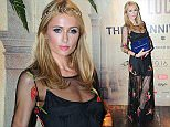 American socialite Paris Hilton poses during a promotional event for her cosmetics brand in Shanghai  Pictured: Paris Hilton Ref: SPL1153847  161015   Picture by: Imaginechina / Splash News  Splash News and Pictures Los Angeles: 310-821-2666 New York: 212-619-2666 London: 870-934-2666 photodesk@splashnews.com