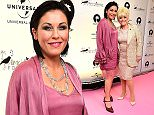 Jessie Wallace attending the Amy Winehouse Foundation Gala at the Savoy hotel in London. PRESS ASSOCIATION Photo. Picture date: Thursday October 15, 2015. The event aims to raise funds for the charity's programmes and support for vulnerable young people. See PA story SHOWBIZ Winehouse. Photo credit should read: Ian West/PA Wire
