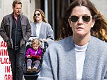 EXCLUSIVE: Drew Barrymore with husband Will Kopelman and their daughter Olive seen strolling through the streets of New York City.\n\nPictured: Drew Barrymore, Will Kopelman, Olive Kopelman\nRef: SPL1152913  161015   EXCLUSIVE\nPicture by: Allan Bregg\n\nSplash News and Pictures\nLos Angeles: 310-821-2666\nNew York: 212-619-2666\nLondon: 870-934-2666\nphotodesk@splashnews.com\n