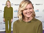 """NEW YORK, NY - OCTOBER 16:  Kirsten Dunst attends PaleyFest New York 2015 - """"Fargo"""" at The Paley Center for Media on October 16, 2015 in New York City.  (Photo by Jamie McCarthy/Getty Images)"""
