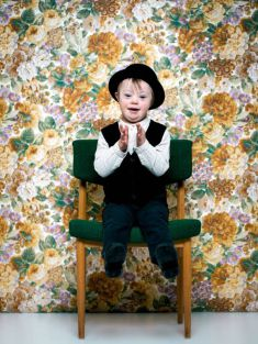 Beautiful portraits celebrate people of all ages with Down's Syndrome