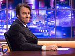 Editorial Use Only. No merchandising  Mandatory Credit: Photo by Brian J Ritchie/Hotsauce/REX Shutterstock (5262740q)  Jonathan Ross and Jessica Ennis-Hill  'The Jonathan Ross Show' TV Programme, London, Britain - 16 Oct 2015
