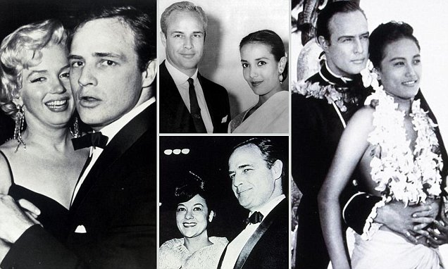Marlon Brando's claims sex drive was so high it made him a beast in Listen To Me Marlon