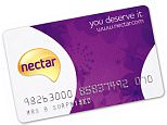 Nectar Points Card