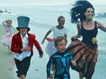 Angelina Jolie Pitt on Family, Philanthropy, and Her ?Honeymoon? Movie With Brad Vogue Magazine