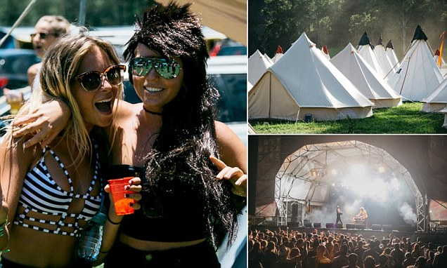 Lost Paradise festival in Glenworth Valley is Australia's answer to Coachella