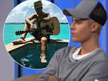 Justin Bieber on Access Hollywood