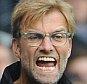 SPT_GCK_171015_Barclays Premier league, Tottenham Hotspur v Liverpool. Picture Graham Chadwick. Jurgen Klopp during the second half
