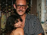 NEW YORK - SEPTEMBER 10:  Artist Terry Richardson and his girlfriend Alex Bolotow attend the Terry Richardson Gallery opening at Deitch September 10, 2004 in New York City.  (Photo by Teresa Lee/Getty Images)